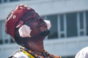 Koffie Fugah, kadodo West African Drums